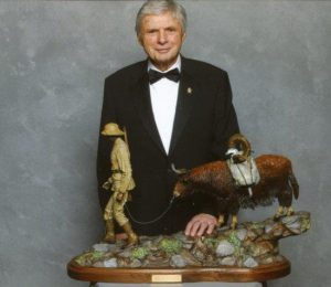 Hidvégi Béla Conservation&Hunting Award